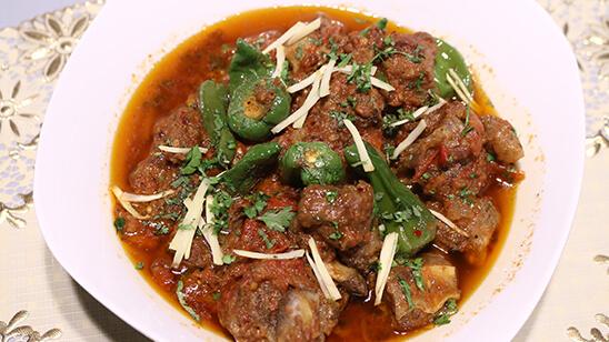 Peshawari Mutton Karahi Recipe | Dawat