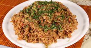 Qeema Matar Chawal Recipe | Dawat