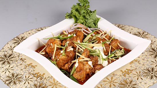 Spicy Chicken Recipe   Lazzat