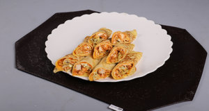 Spicy Pan Cakes Recipe | Masala Mornings