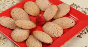 Strawberry Madeleines Recipe | Food Dairies