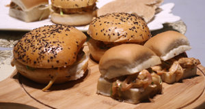 Chicken Philly Steak Sandwich Recipe | Lively Weekends