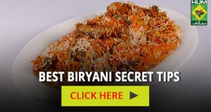 Best Biryani Secret Tips | Totkay