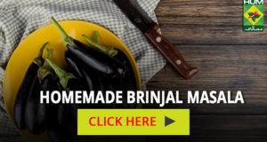 Homemade Brinjal Masala | Totkay