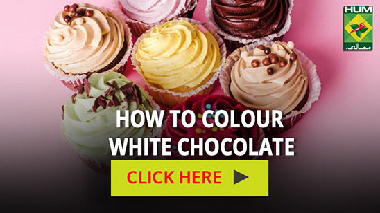 How to Colour White Chocolate | Totkay