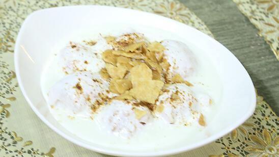 Aalu Kay Baray Recipe | Flame On Hai