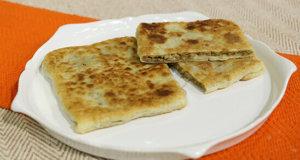 Arabic Qeema Paratha Recipe | Lazzat