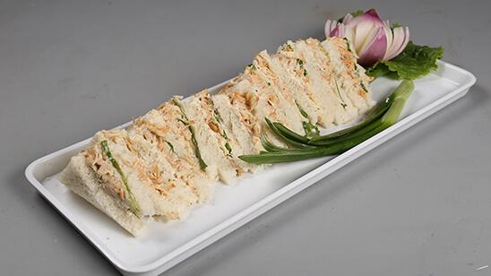 Buffalo Chicken Sandwich Recipe | Masala Mornings