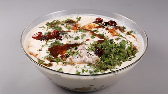 Bagharey Dahi Barey Recipe | Food Diaries
