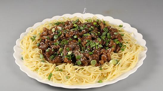 Beef Teriyaki Noodles Recipe   Lazzat