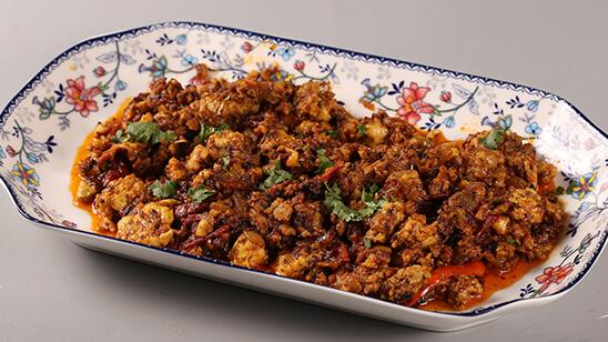 Bheja Fry Recipe | Dawat
