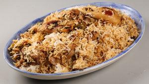 Butter Chicken Biryani Recipe | Dawat