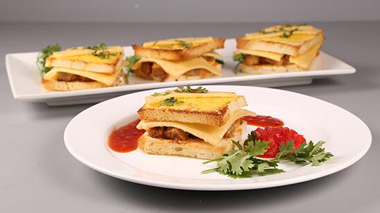 Chicken Parmesan Cheese Bites Recipe   Tarka
