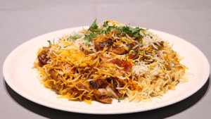 Chicken Pasanday Biryani Recipe | Flame On Hai