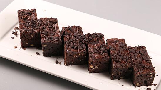 Chocolate Walnut Mud Brownies Recipe | Masala Mornings