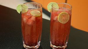 Cooler Punch Recipe | Flame On Hai