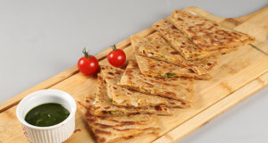 Crispy Egg Paratha Recipe | Lively Weekends