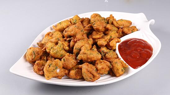 Daal Moong Pakora Recipe | Lazzat