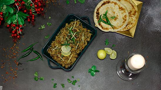 Dum Ka Qeema | Masala Kitchen