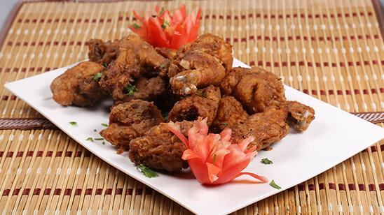 Extra Crispy Chicken Recipe   Tarka