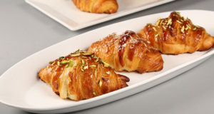 French Croissant with Tikka & Almond Fillings Recipe | Masala Mornings