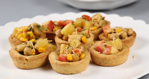 Fruity Tart Chaat Recipe | Dawat