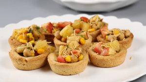 Fruity Tart Chaat Recipe | Dawat