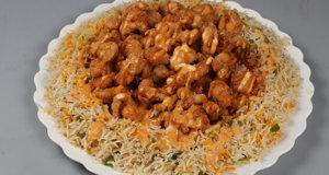 Hot Shots With Arabian Rice Recipe | Lazzat