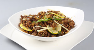 Kharay Masalay Ka Qeema Recipe | Flame On Hai