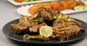Lemon And Pepper Chops Recipe | Lazzat