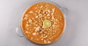 Lemon Chickpea Chicken Recipe | Food Diaries