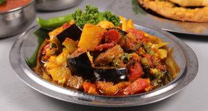 Mixed Dahi Sabzi Recipe | Tarka