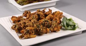 Mix Bhaji Pakora Recipe | Dawat