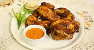 Peri Peri Grilled Chicken Recipe | Masala Mornings