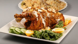 Stuffed Masala Chicken With Makhni Gravy Recipe | Lazzat