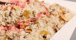 Sweet Pulao Recipe | Food Diaries