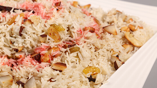 Sweet Pulao Recipe   Food Diaries