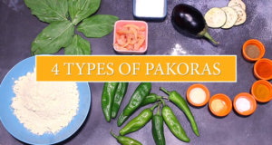4 Types Of Pakoray | Quick Recipe