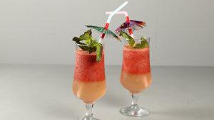 Watermelon Cooler Recipe | Masala Mornings