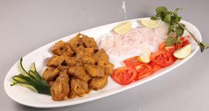 Afghani Chicken Kabab Recipe | Lazzat
