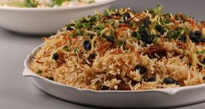 Beef Black Currant Pulao Recipe | Lazzat