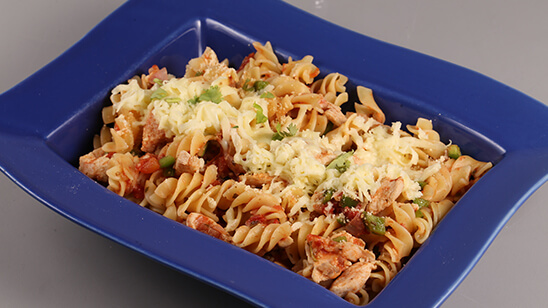 Chicken Pasta Recipe | Food Diaries