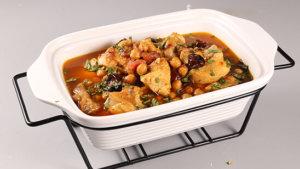 Chana Gosht Curry Recipe | Dawat