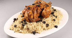 Chargha with Pulao Recipe   Dawat