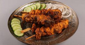 Chicken Chargha Kabab Recipe | Lazzat