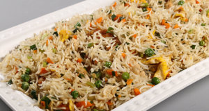 Chicken Fried Rice Recipe | Food Diaries
