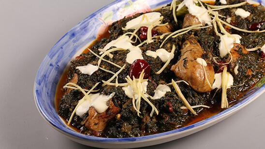 Chicken Palak Recipe   Lazzat