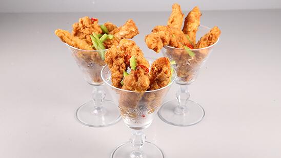 Crispy Fry Chicken Recipe | Tarka