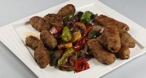 Kabab Cocktail Platter Recipe | Flame On Hai