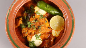 Kasuri Chicken Handi Recipe | Tarka